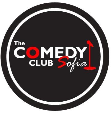 stand up comedy club logo