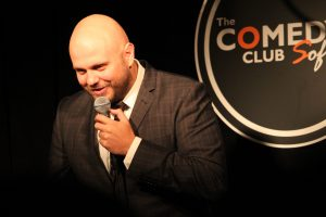 Ivan Kirkov stand up comedy club sofia