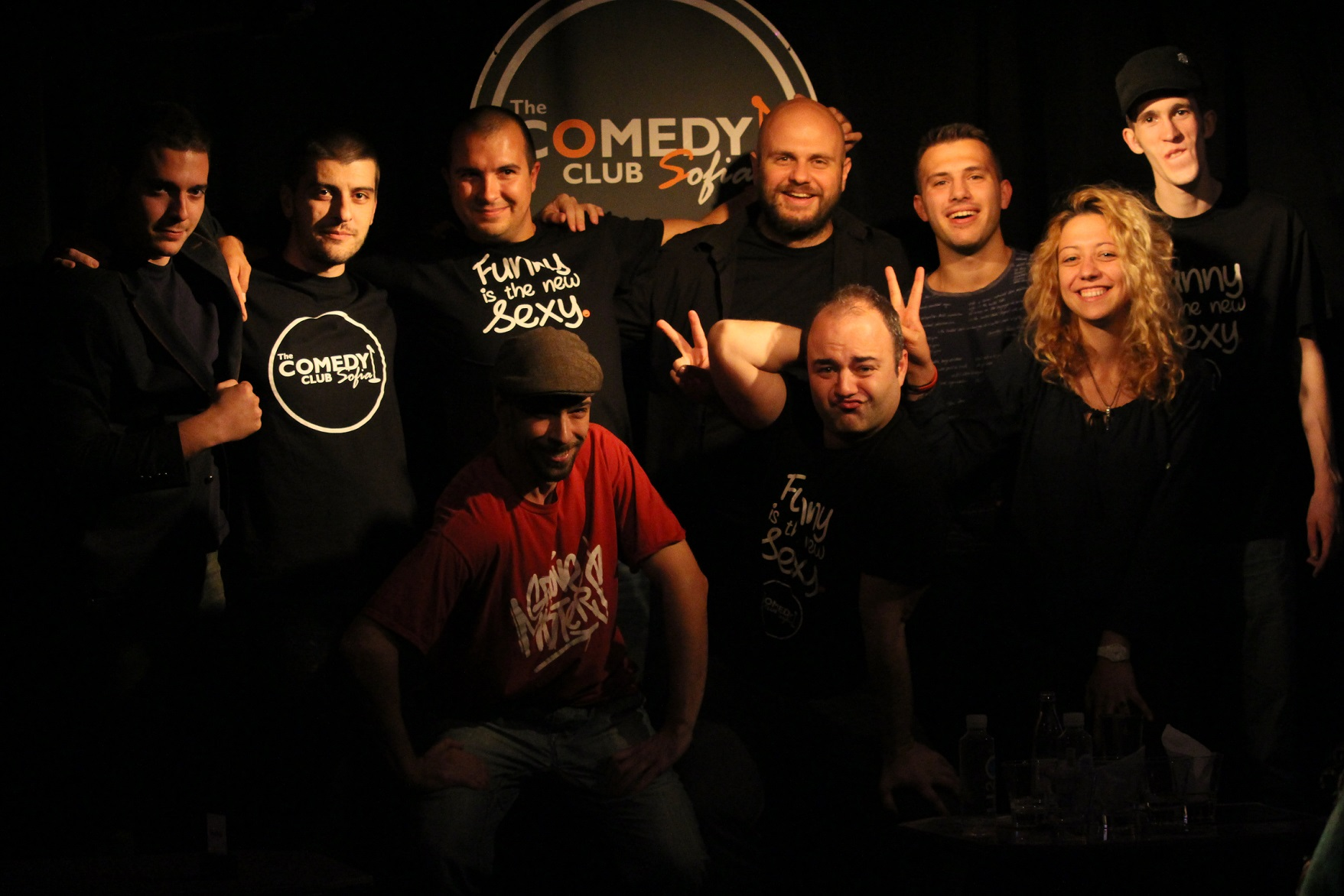the comedy club sofia