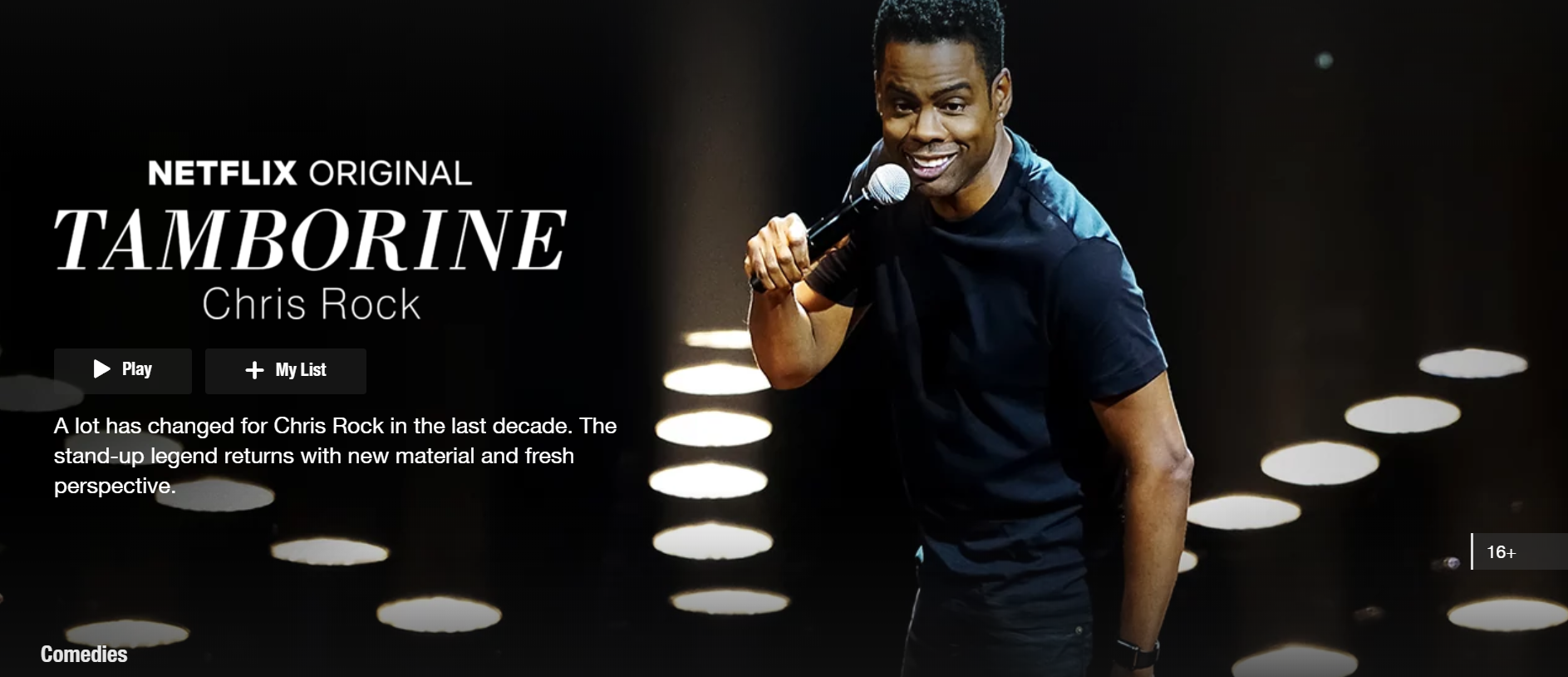 Chris Rock special