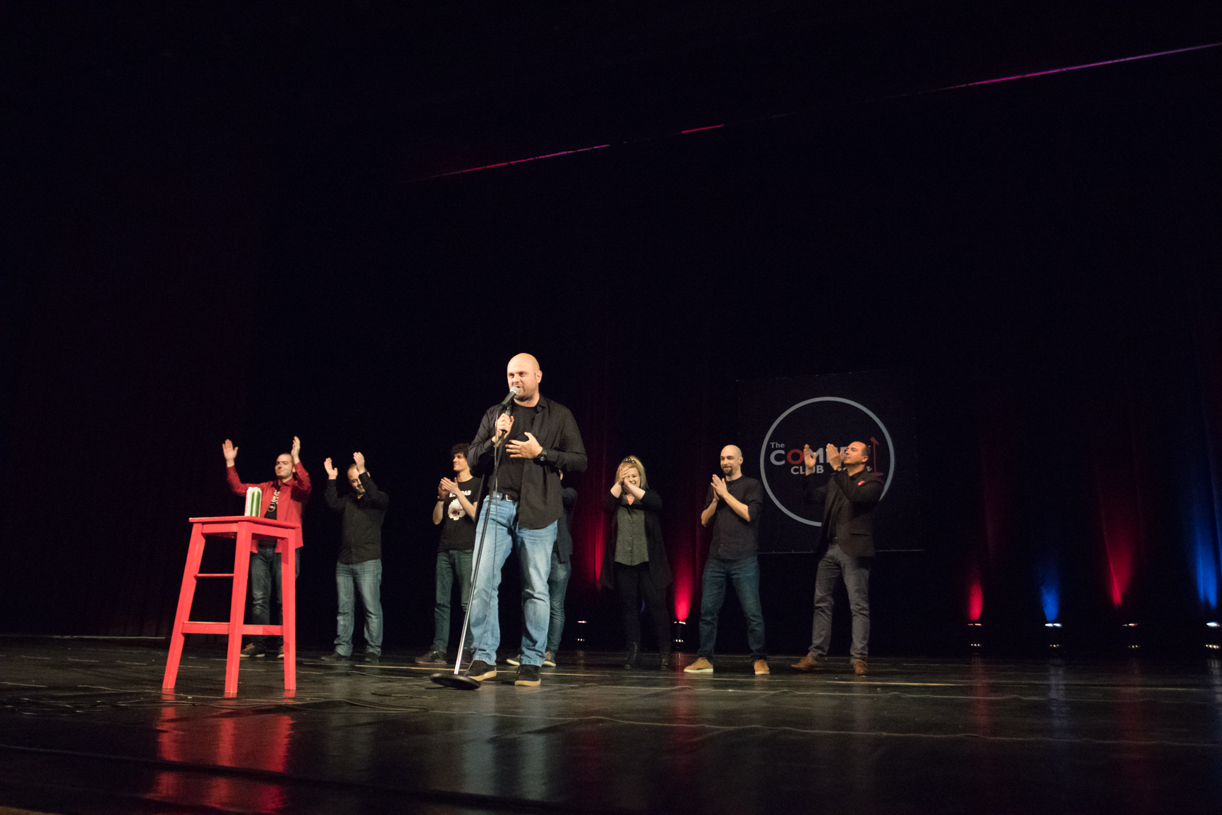 стендъп в НДК рекордно комеди шоу за България