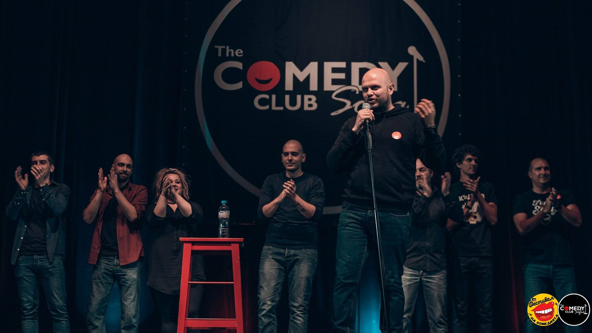 НДК stand up comedy show