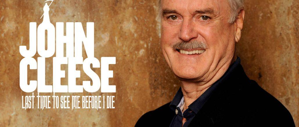 John Cleese Bulgaria stand up