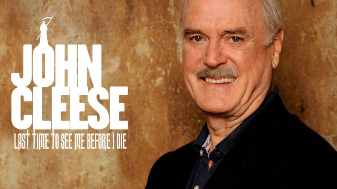 John Cleese Bulgaria stand up