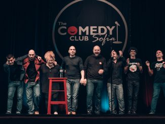 stand up comedy picture Zala 1 NDK