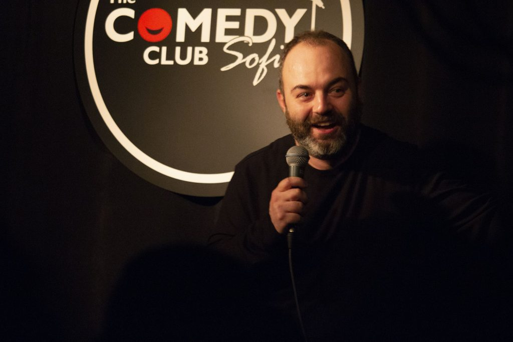 Stand-up Comedy Ники Банков. Nicky Bankov стендъп комедия.