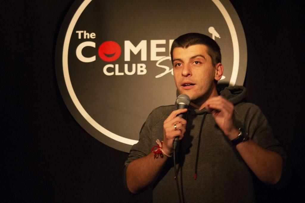 Стендъп Комедия - Сашо Деянски. Alexander Deyanski Stand-up Comedy.