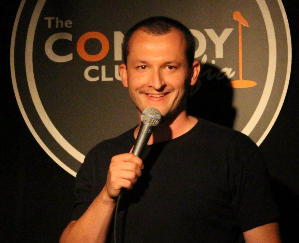 Stand up Comedy Nikola Todoroski - Стендъп Комедия с Никола Тодороски.