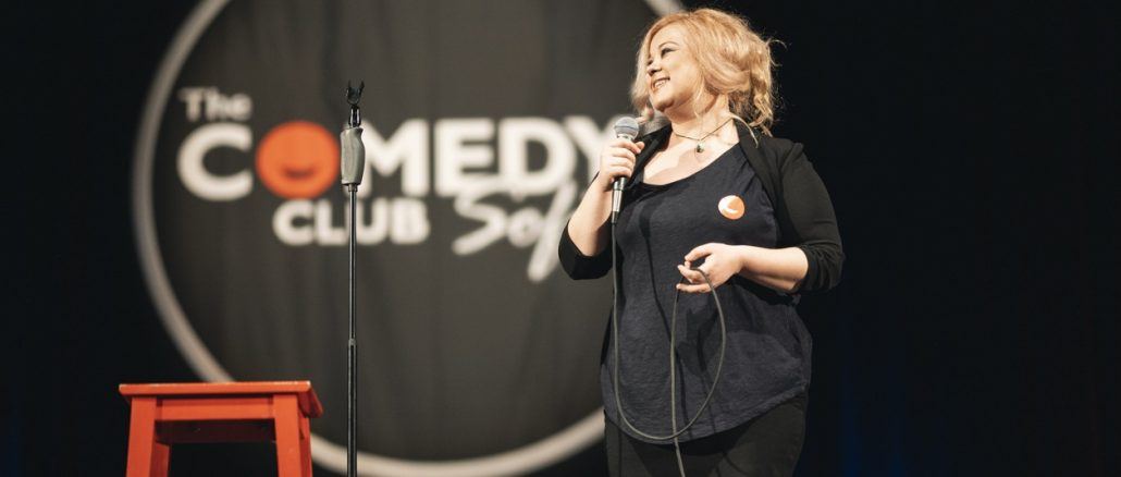 petya kyupova stand up comedy club sofia new year