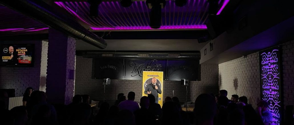 stand up comedy special